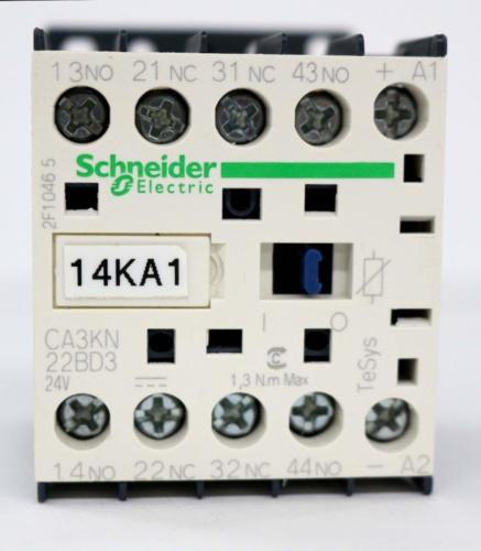 Schneider Electric TeSys CA3KN22BD3 Control Relay
