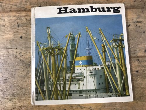 Hamburg Vintage Picture Book Grebe