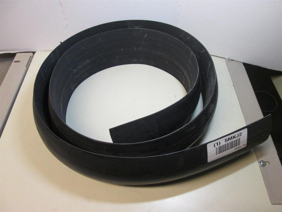 CHECKERS RFD6-10 Flexible Rubber Cable Protector 2 Channel 10ft. 5-3/4