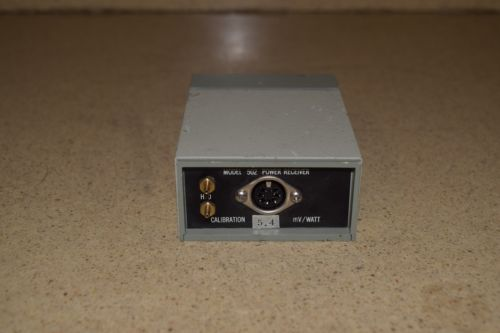 ^^ QUANTRONIX MODEL 502 POWER RECEIVER