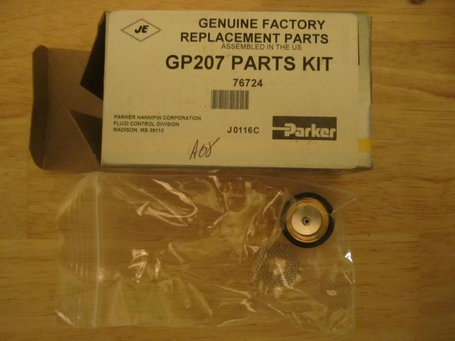 Parker Repair Parts Kit GP207 76724