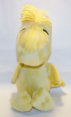 Peanuts Gang Snoopy WOODSTOCK Plush Stuffed Yellow Bird Kohl's Cares