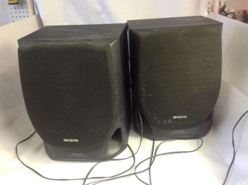 Aiwa NSX-V3000 3-way bass reflex speaker system Set of two speakers