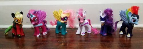 My Little Pony Friendship is Magic Power Ponies 6 Pack Only at Target (
