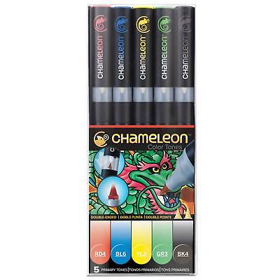 Chameleon Drawing Pens 5ct