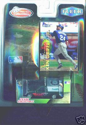 Seattle Mariners Ford F-150 pickup w/ Griffey Jr. card