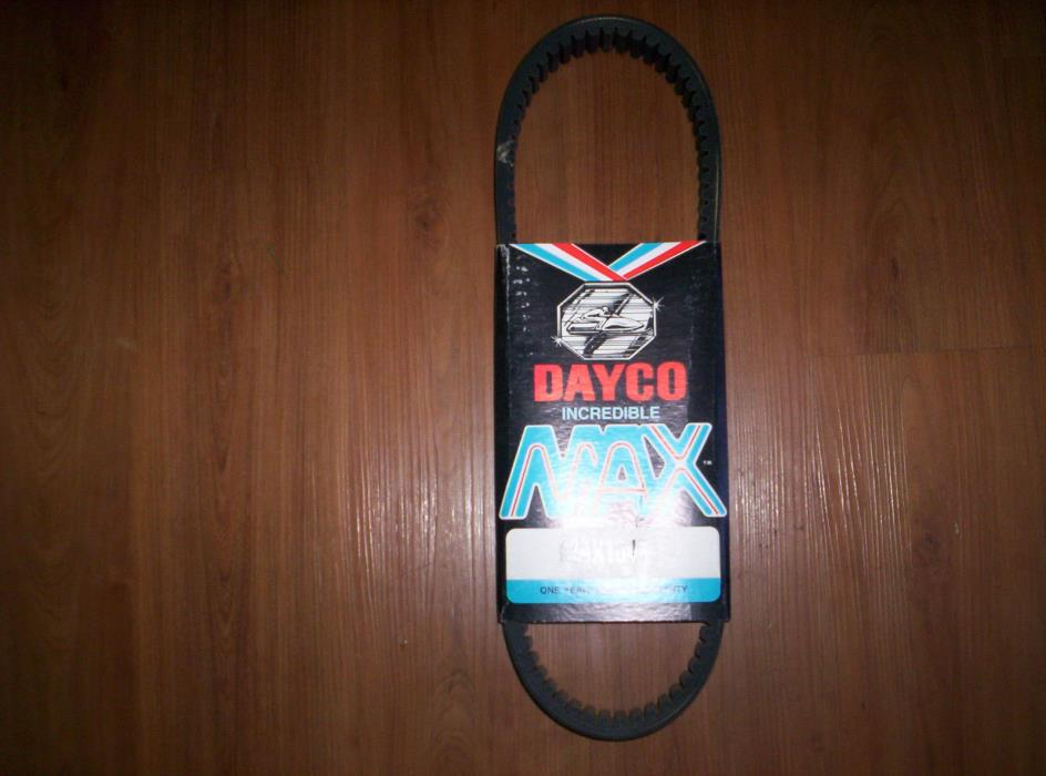 Vintage Dayco 1048 Snowmobile Drive Belt