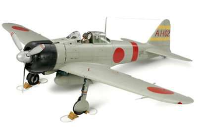 Tamiya 60317 A6M2b Zero (Zeke) Type 21 (1:32) 4950344603176