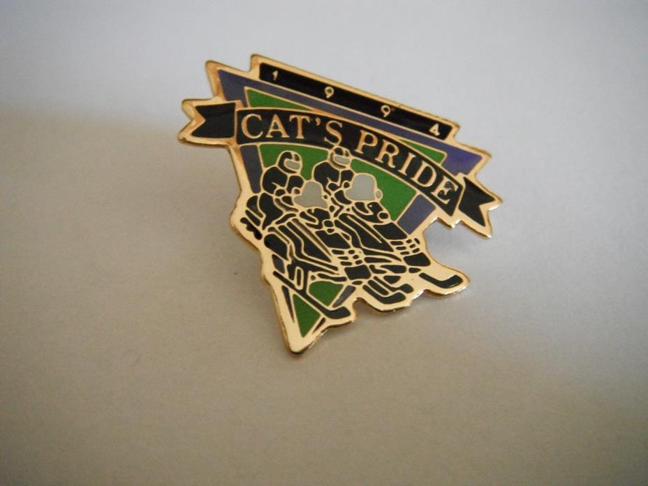 1994 Arctic Cat Cat's Pride Riders Club Pin
