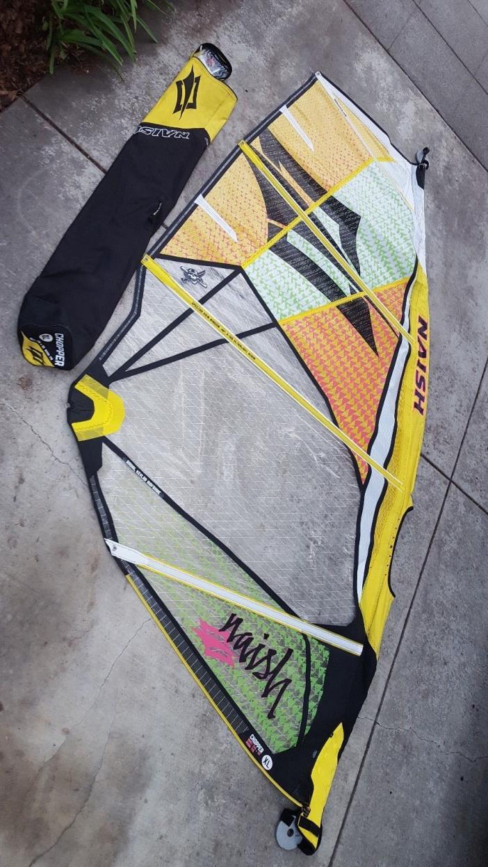 2014 Naish Chopper XL windsurfing sail
