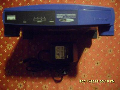 Linksys EtherFast BEFSR41-RM 4-Port 10/100 Wired Router (BEFSR41)