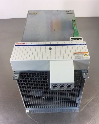 REXROTH CONTROL POWER SUPPLY HMV01.1R-W0045-A-07-NNNN Out:750VDC 45kW.  1E