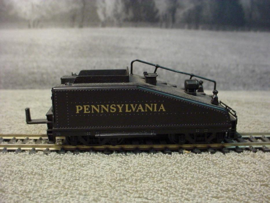 HO Scale Pennsylvania Slope Back Tender by Bachmann Tender only