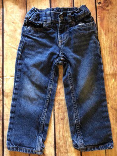 Lee Denim Toddler Jeans Regular Fit Size 2T