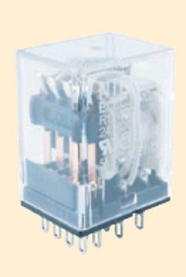 General Purpose, 5 Amp DPDT 24 VAC Relay  - NTE R12-11A5-24