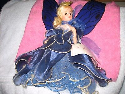 Blue Fairie #1166-- from Pinocchio- Disney-Madame Alexander 10