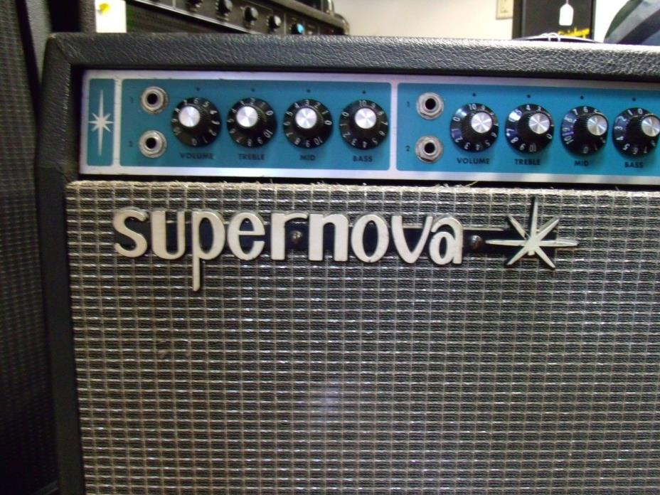 1970's Supernova II Made in USA for Repair/ Will part out
