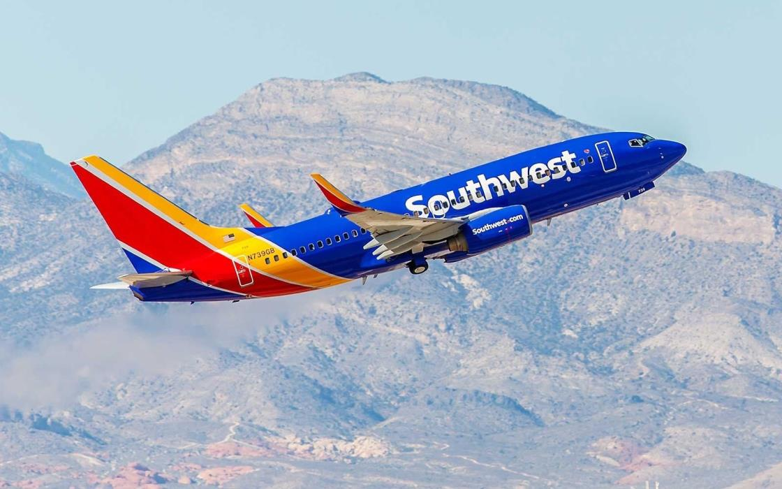 Southwest Airlines LUV Voucher Expires 2/11/18 $69.98