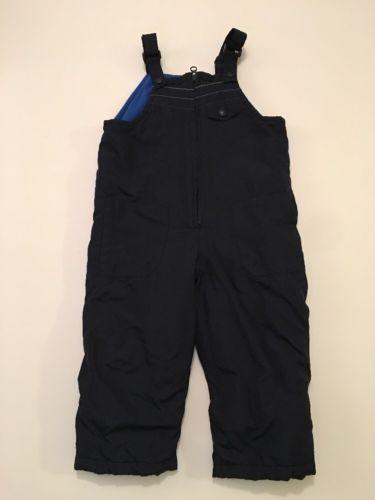 Old Navy Boys Size 3T Ski Snow Pants Bibs