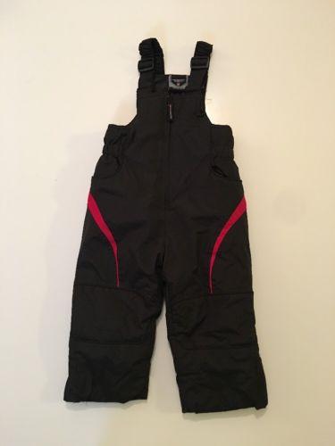 Protection System Boys Size 24 Months Ski Snow Pants Bibs