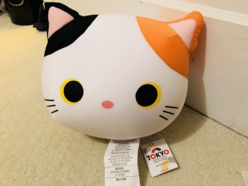 Tokyo New Cat Beads Cushion Mike Cat