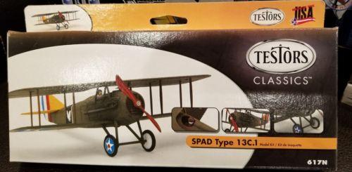 Testors 1/48 SPAD Type 13C.1 Model Kit