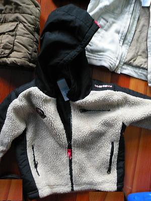 LOT OF JACKETS SIZE 6 MONTHS TO 18 MONTHS FOR TODDLER