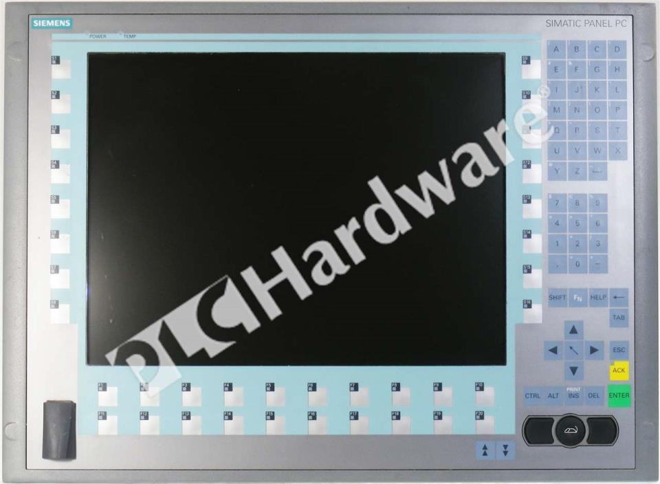 Siemens 6AV7873-0BA10-1AC0 6AV7 873-0BA10-1AC0 SIMATIC Panel PC 677B 15