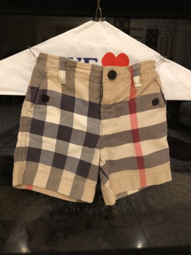 burberry infant boy Short