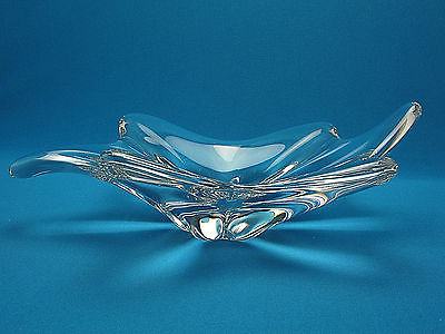 Baccarat Free Form Starfish Sculpture Bowl 12 1/4