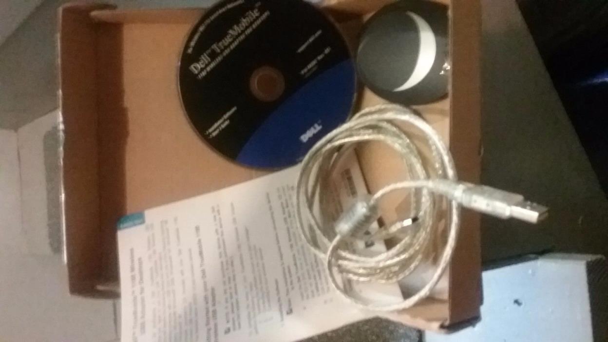 Dell TrueMobile 1180 USB Adapter