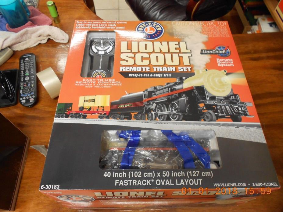 Lionel scout 2-4 -2 remote set((((FREE SHIPPING))))