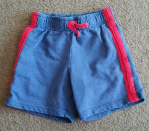 little boys Disney shorts size 24 months in good condition