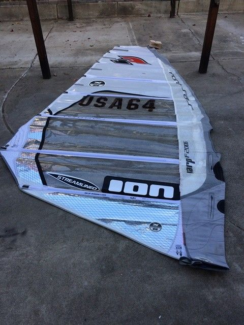 Windsurfing sail North Sail WARP 5.8m2 high quality