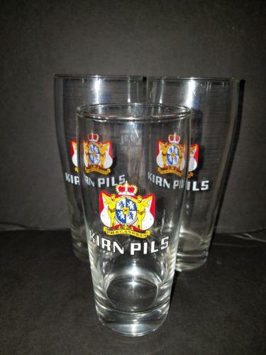 Ph. & C. Andres 1798 Kirner Pils Glass