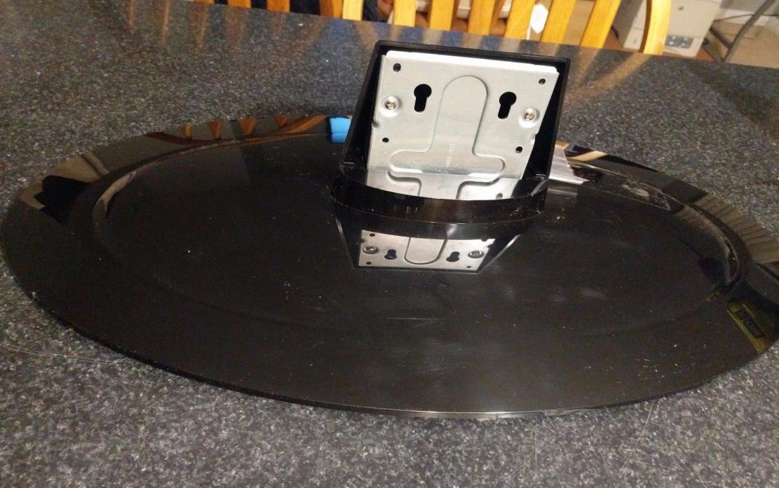 VIZIO XVT553SV STAND WITH SCREWS 1712-0101-7330 GRADE: B