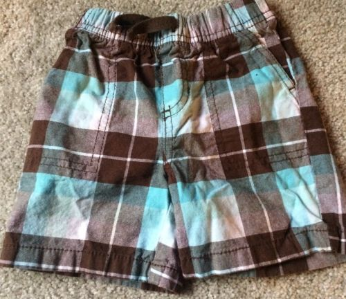 Boys Toddlers Shorts Circo Size 18 Months GUC