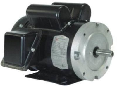 1HP 1800RPM 56CFR 1PH TEFC North American (F56C1S4C) Electric Motor