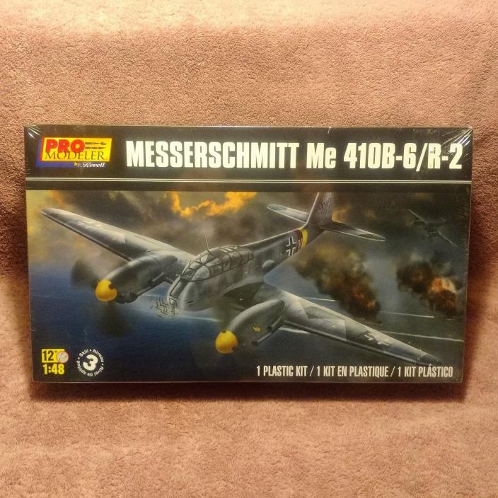 Revell Pro Modeller 1:48 Messerschmitt Me 410B-6/R-2 Aircraft Model Kit