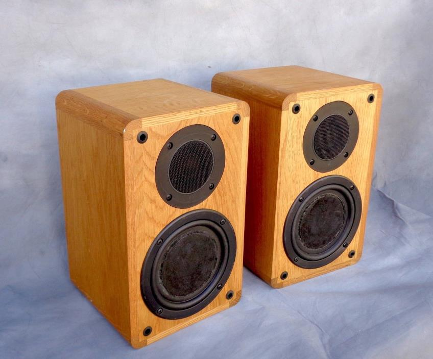 Phase Tech PC60 Speakers, Rare!