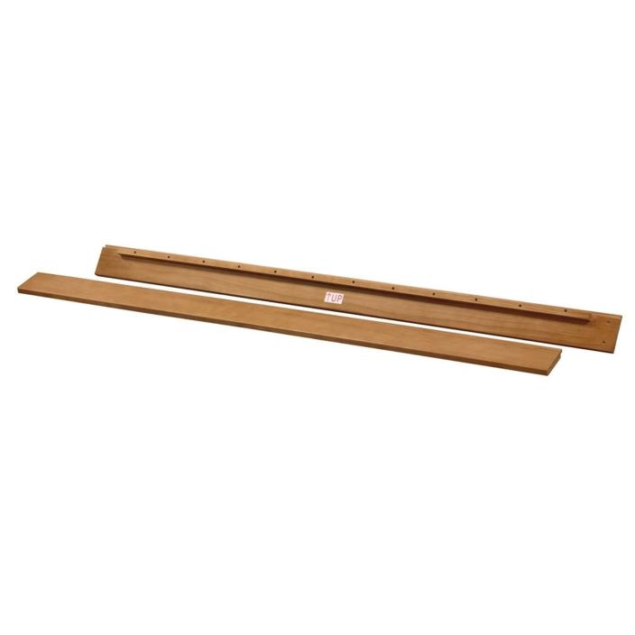 DaVinci Full Size Bed Conversion Kit Rails, M4799CT, Chestnut