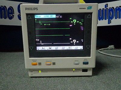 M3046A patient monitor with Multi Measurement Server MMS