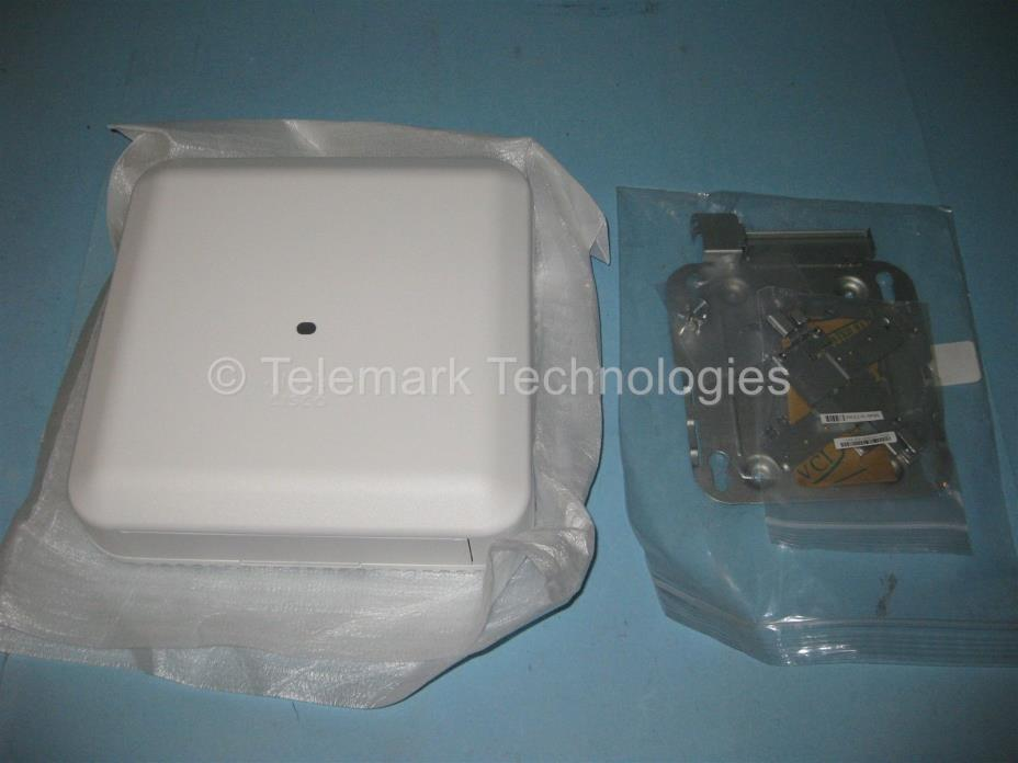 Cisco Aironet 3802I Wireless 802.11ac Access Point AIR-AP3802I-B-K9 New Bulk Pak