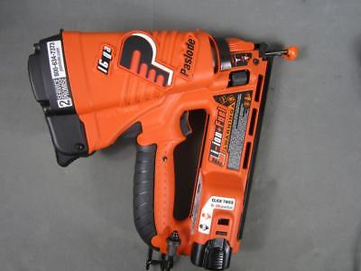 Paslode 16ga Finish Nailer Model# IM250A With Battery Charger New Out Of Box