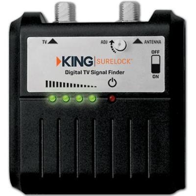 KING SL1000 SureLock Digital TV Antenna Signal Finder