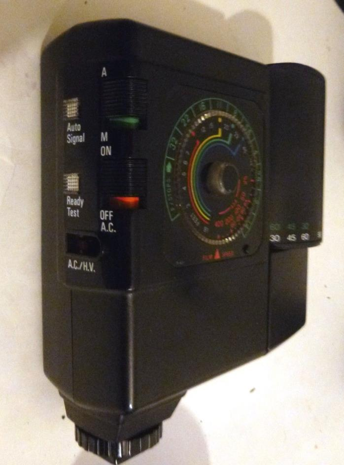SUNPAK Auto 421 Electronic Flash Unit