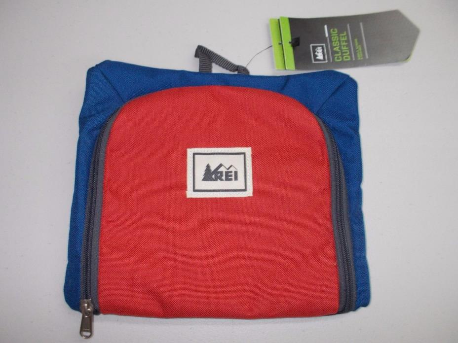 NEW REI travel toiletry bag toiletries hanging storage sack lightweight NWT