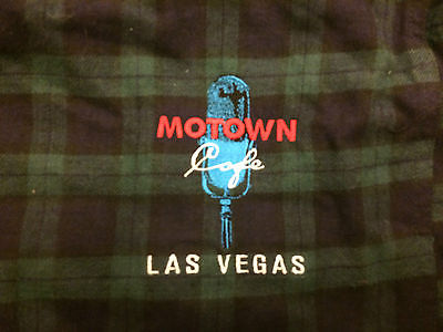 Motown Cafe Las Vegas Men's Boxers Large New Never Tried On Free Shipping