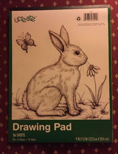 Drawing Pad (36 Sheets)
