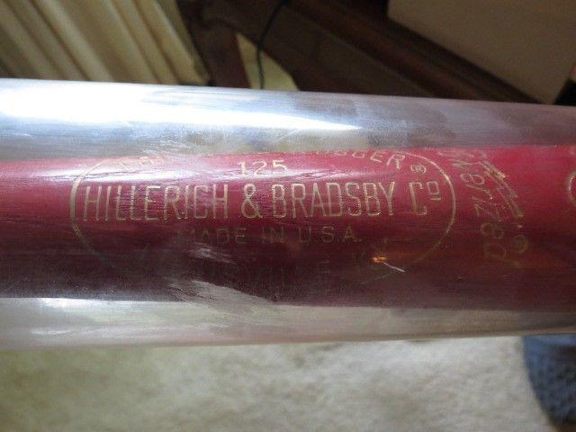 1975 Cincinnati Reds World Champions Signed Red Bat New in Original package